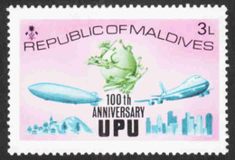 Maldived Islands - Scott #498 MH - Maldives (1965-...)