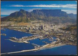 °°° 13063 - SOUTH AFRICA - CAPE TOWN VIEW - 1995 With Stamps °°° - Sud Africa