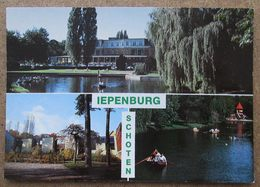 (K43) - Iepenburg - Schoten - Schoten
