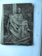 Vaticano Basilica S Pietro La Pieta Michelangelo - Vaticaanstad