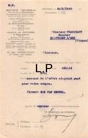 29-0798    1930 SOCIETE GENERALE A POITIERS - M. TRANCHANT A SAINT JULIEN L ARS - 1900 – 1949