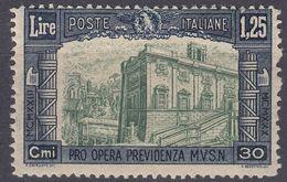 ITALIA - 1930 - Yvert 256 Nuovo MH, Come Da Immagine. - Nuevos