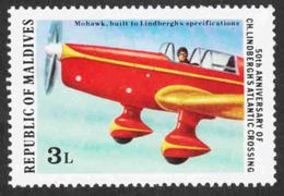 Maldived Islands - Scott #703 MH - Maldives (1965-...)