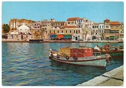 GRECIA/GREECE/GRECE - XANIA/CANEA/LA CANEE - VIEW OF THE OLD HARBOUR - Grecia