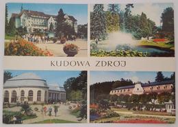 "Kudowa-Zdroj (Bad Kudowa) - Poland - Sanatorium "" POLONIA "" - Sanatorium "" ZAMECZECK ""  Nv - Polonia"