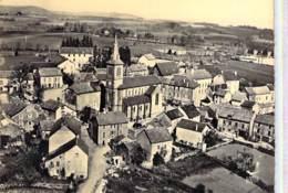 12 - VILLEFRANCHE DE PANAT ( Environs De VILLEFRANCHE ) La Besse Vors - CPSM Dentelée Noir Blanc GF - Aveyron - France