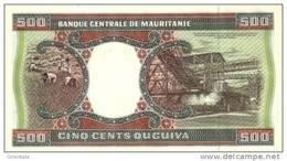 MAURITANIA P.  8c 500 O 2002 UNC - Mauritanie