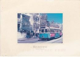 MELBOURNE. Le Tramway - Melbourne
