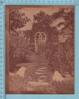 Cahier Scolaire Vierge - Une Ligne, Theme Arriere Cour , Arriere Table Adition Multiplication & Arithmetique - Autres Collections