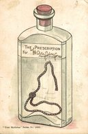 THE PRESCRIPTION FOR  HANGIN FRANK CANDOUR YOUR MEDICINE - Publicidad