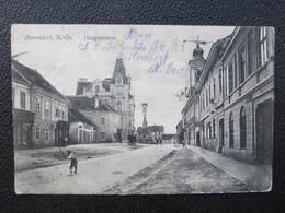 AK ZISTERSDORF B. Gänserndorf Ca.1910///  D*36401 - Gänserndorf