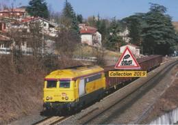BB 67623 Et Train De Travaux à Montastruc-la-Conseillère (31) - - Treni