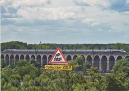 TGV Atlantique Paris-Poitiers Sur Le Viaduc De Monts (37) - - Ouvrages D'Art
