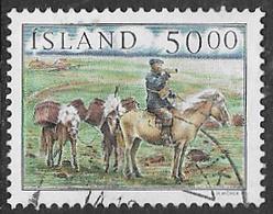 Iceland SG892 1997 Rural Post 50k Good/fine Used [8/9606/6D] - 1944-... Republic