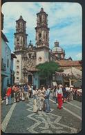 °°° 13085 - MEXICO - TAXCO - CALLE SAN AGUSTIN - With Stamps °°° - Messico