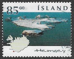 Iceland SG1061 2003 Islands (3rd Series) 85k Good/fine Used [39/31891/6D] - 1944-... Republique