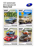 Niger 2018     Henry Ford  Cars    S201812 - Niger (1960-...)