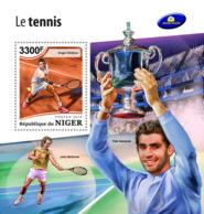 Niger 2018     Tennis    S201812 - Niger (1960-...)