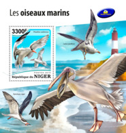Niger 2018   Sea Birds  Fauna   S201812 - Niger (1960-...)