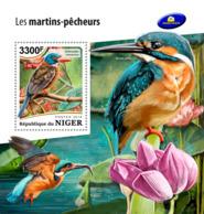 Niger 2018   Kingfishers  Fauna   S201812 - Niger (1960-...)