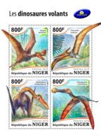 Niger 2018   Flying Dinosaurs      S201812 - Niger (1960-...)