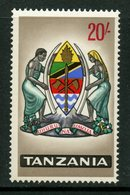 Tanzania 1965 20sh Coat Of Arms Issue #18  MNH - Tanzania (1964-...)