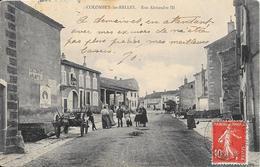 COLOMBEY-les-BELLES : Rue Alexandre III - Colombey Les Belles