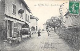 MOIDIEU - Route De Bourgoin - Autres Communes