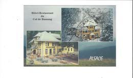 COL DE BUSSANG  HOTEL RESTAURANT MARK ET IDA DE VRIES   MULTIVUES  ****      A   SAISIR  ****** - Col De Bussang