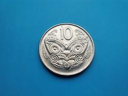 NOUVELLE ZÉLANDE   10  Cents  2001   --Spl-- - Nieuw-Zeeland