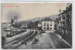 Rorschach Hafen - SG St. Gallen