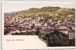 Gruss Aus St. Gallen - SG St. Gallen