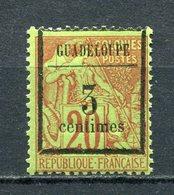 Guadeloupe Nr.3          *  Unused       (002) - Guadeloupe (1884-1947)