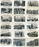 Photos - Chocolat Delespaul Havez - Lot De 18 - Locomotive, Trappeurs, Osaka, New York, Rodéo Etc.. - Chocolat