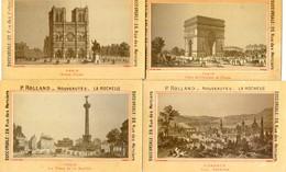 Lot De 15 Images - P Rolland Nouveautés - La Rochelle - Vieux Papiers