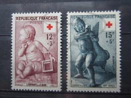 VEND TIMBRES DE FRANCE N° 1048 + 1049 , NEUFS SANS CHARNIERE !!! (d) - Frankreich