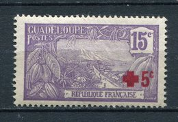 Guadeloupe Nr.73          *  Unused       (036) - Guadalupe (1884-1947)