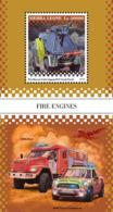 Sierra Leone   2018  Fire Engines  S201812 - Sierra Leone (1961-...)