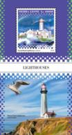 Sierra Leone  2018   Lighthouses   S201812 - Sierra Leone (1961-...)