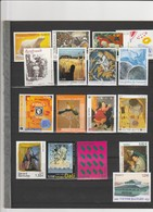 FRANCE 2000/2009 ** SERIE  ARTISTIQUE ET PHILATELIQUE DIVERS - France