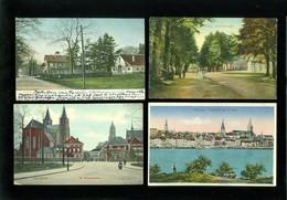 Mooi Lot Van 60 Postkaarten Van Nederland   Gelderland     - 60 Scans - Cartes Postales
