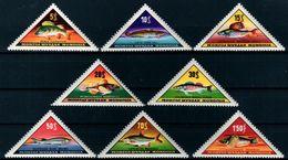 Mongolia 1962 . Fauna. Fishes. - Pesci