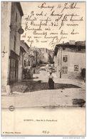 54 NOMENY - Rue De La Porte Basse - Nomeny