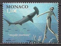 Monaco  (2014)  Mi.Nr.  3190  Gest. / Used  (10af04) - Monaco