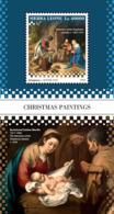 Sierra Leone   2018  Christmas Paintings   S201812 - Sierra Leone (1961-...)