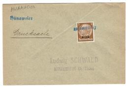 13397 - HUNAWEIER - Allemagne