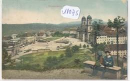 CPA - 19075- Suisse - Einsiedeln - Klosteplatz -franco De Frais - SZ Schwyz