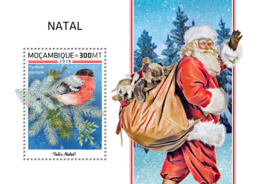 Mozambique  2018   Santa Claus   Christmas   S201812 - Mozambique