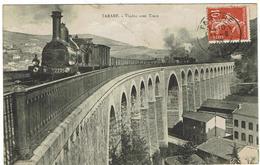 CPA - 69 - TARARE - Viaduc Avec Train -- - Tarare