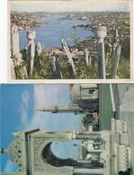 12245-N°. 8 CARTOLINE TURCHIA - ISTAMBUL-FG - Turchia